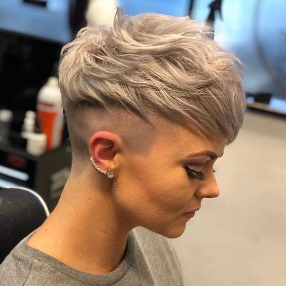 Best 25 Pixie Haircuts and Styles for Women in 2019 , Page