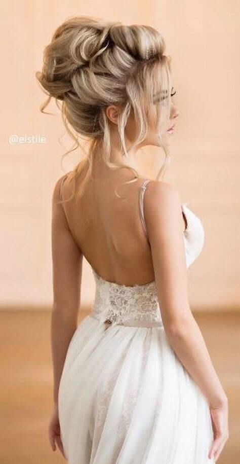 WEDDING HAIRSTYLES FOR ANY OCCASION