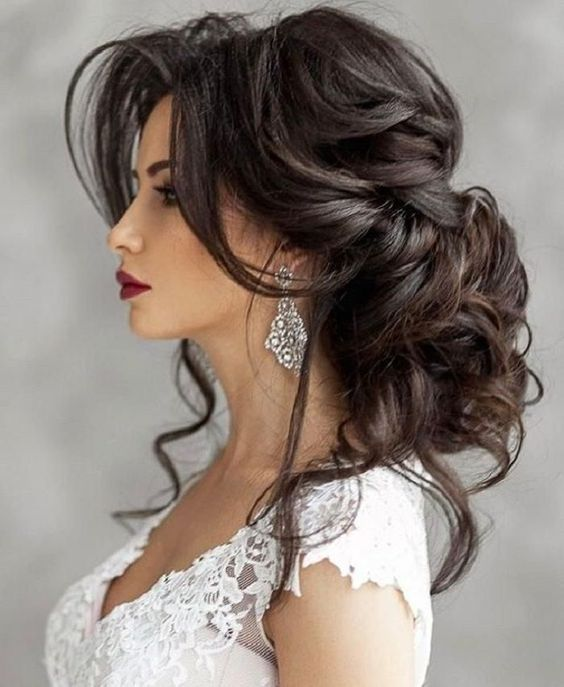 Wedding Hairstyle You Must Try
