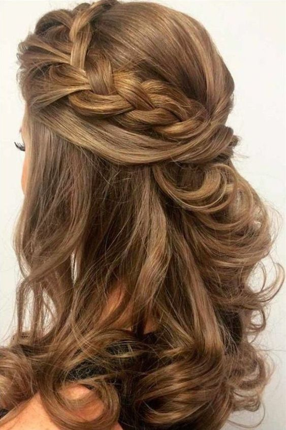beautiful braided wedding hairstyles