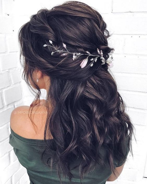 gorgeous wedding hair ideas