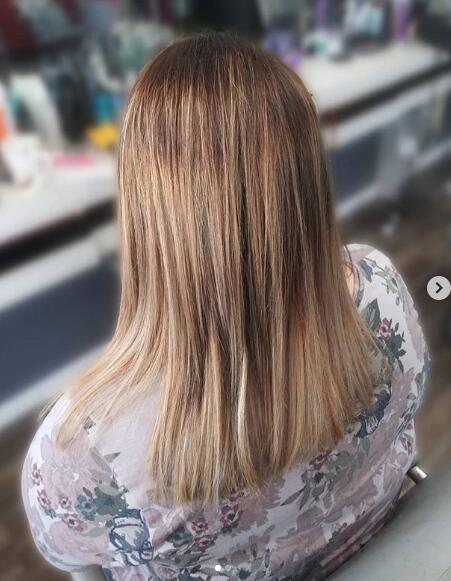 blond hairstyle 2019