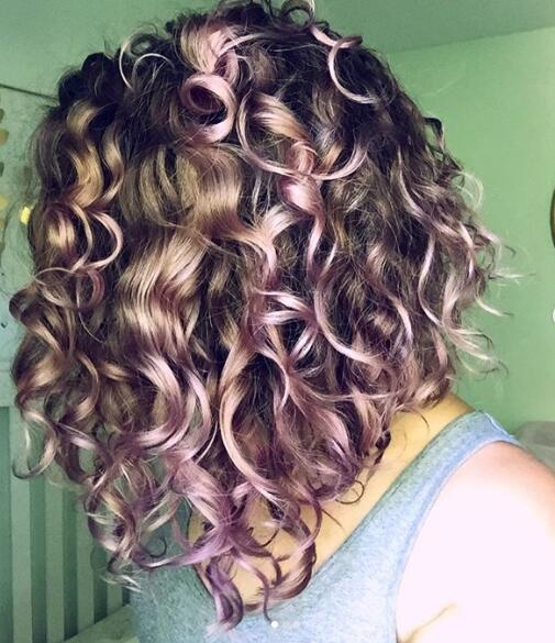 curly magic