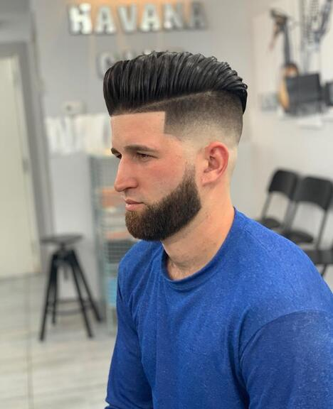 hairstyles men official