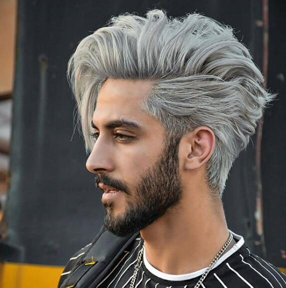 Top 36 Short Men\'s Hairstyles for 2019 - HAIRSTYLE ZONE X