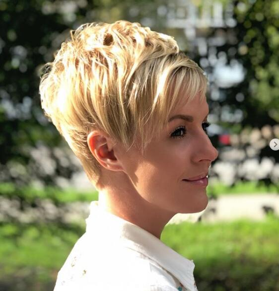 pixie hairstyle 2