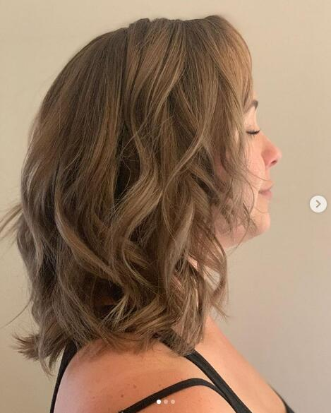 short layered hair 2019
