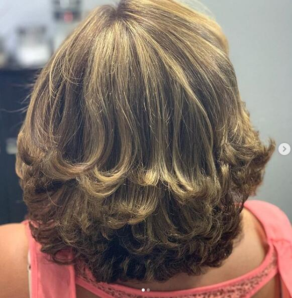 short layered hair 3