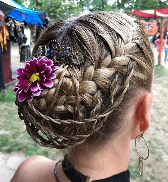 wedding hair 5