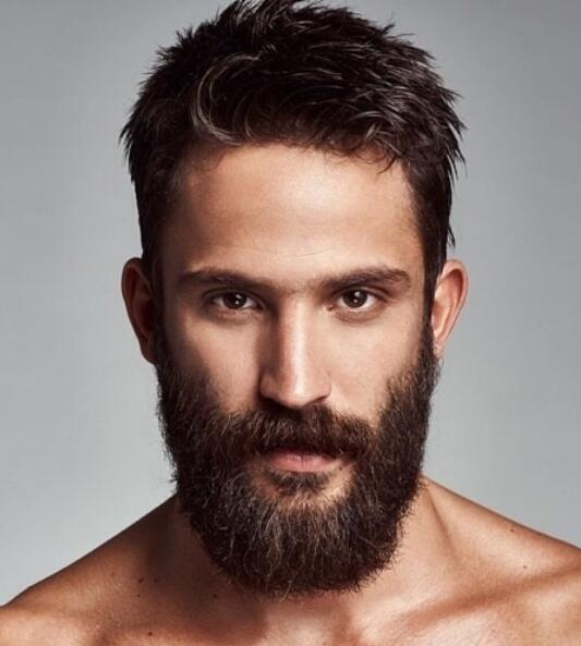 28 Best Men's Hairstyles With Beards for 2019-2020 - Page ...