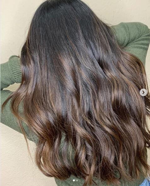 brown ombre hair 4