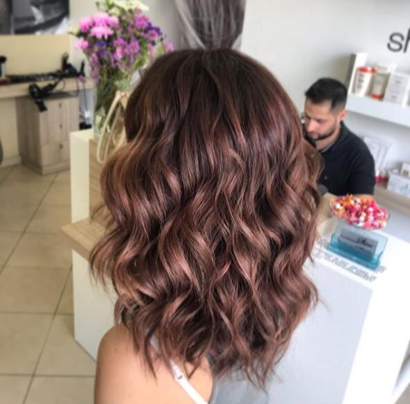brown ombre hair 9