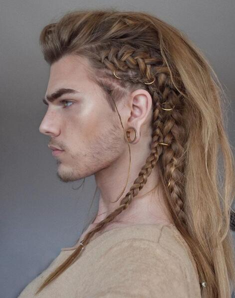 man braid 2