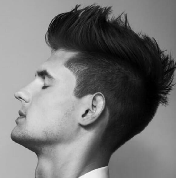 medium hair styles for men