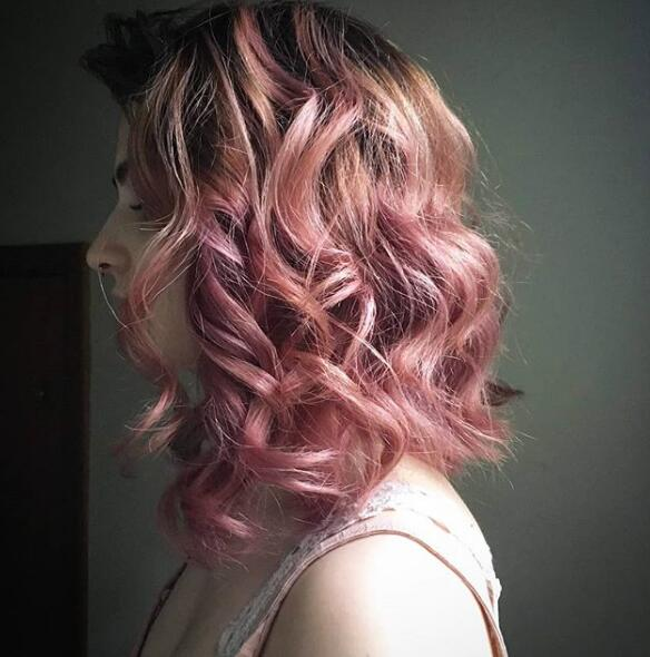 rose gold hair 5