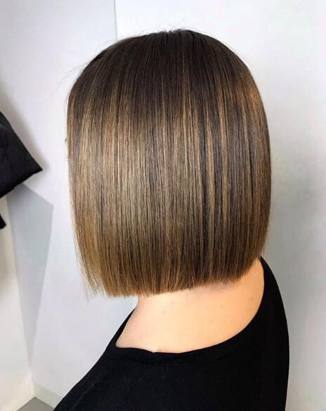 Gorgeous bob haircut