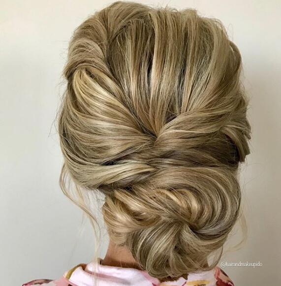 Bridesmaid Hairstyle ✨