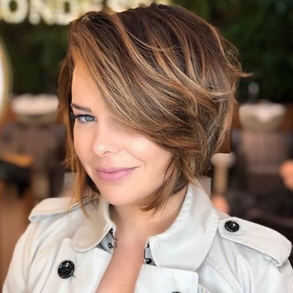 Best Short Bob Haircuts for Women in 2020 - HAIRSTYLE ZONE X