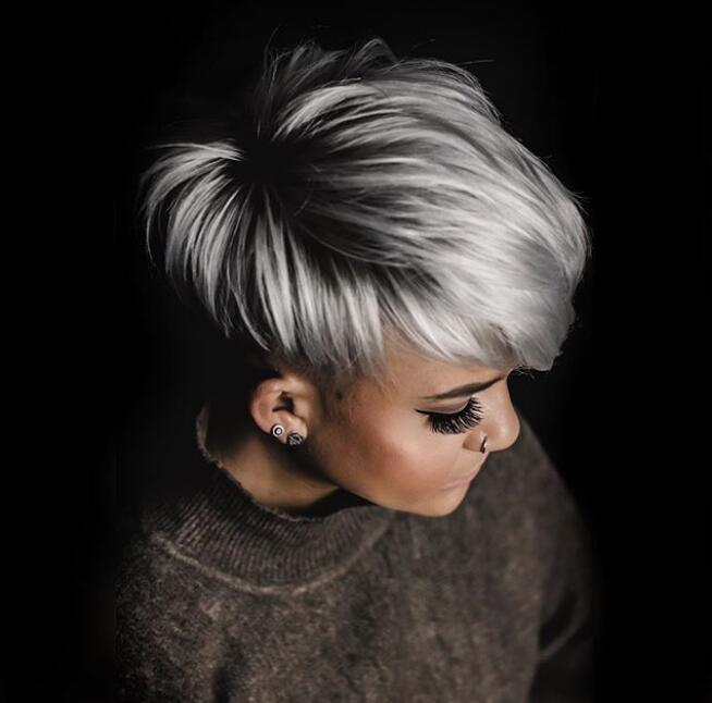 35 Fantastic Short Haircuts For Women 2020