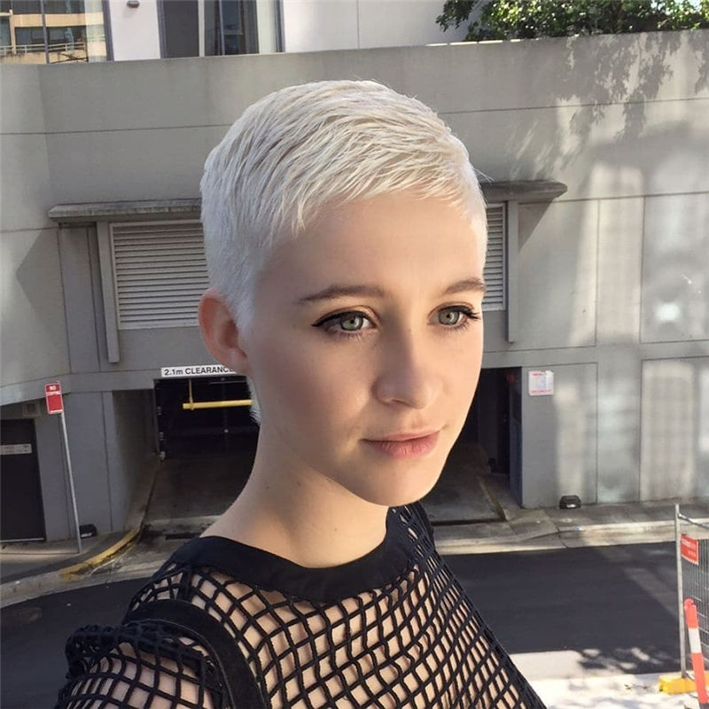 Cool Pixie Cuts that You Will Adore in 2020-15