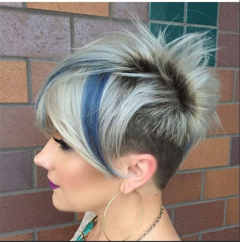 Cool Pixie Cuts that You Will Adore in 2020-16