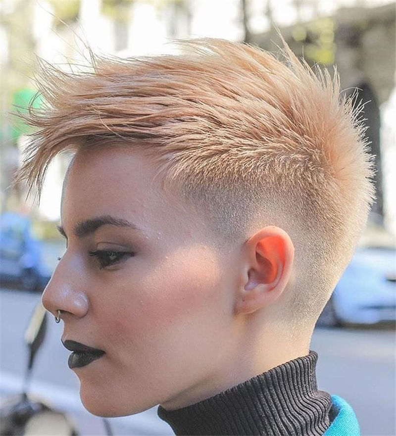 Cool Pixie Cuts that You Will Adore in 2020-17