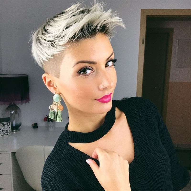47 Cool Pixie Cuts that You Will Adore in 2020 - Page 18 ...