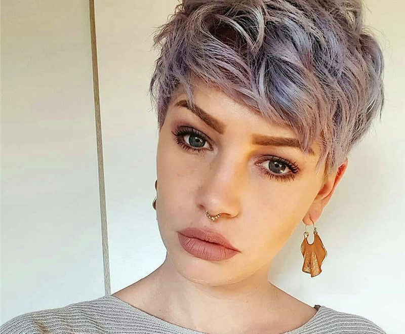 Cool Pixie Cuts that You Will Adore in 2020-21