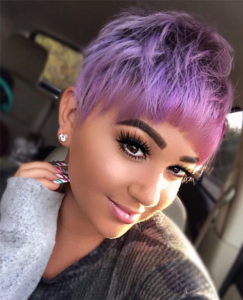 Cool Pixie Cuts that You Will Adore in 2020-34