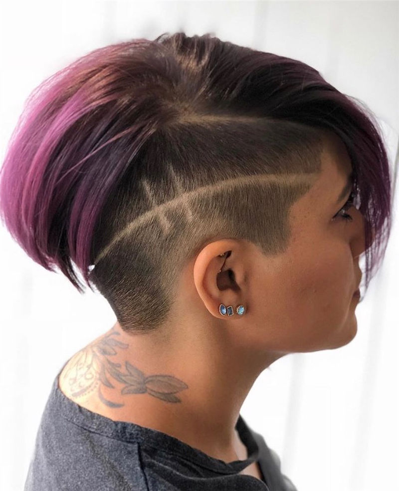 Cool Pixie Cuts that You Will Adore in 2020-36
