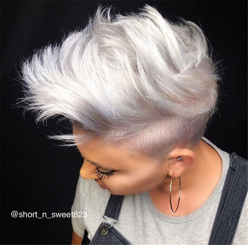 Cool Pixie Cuts that You Will Adore in 2020-37