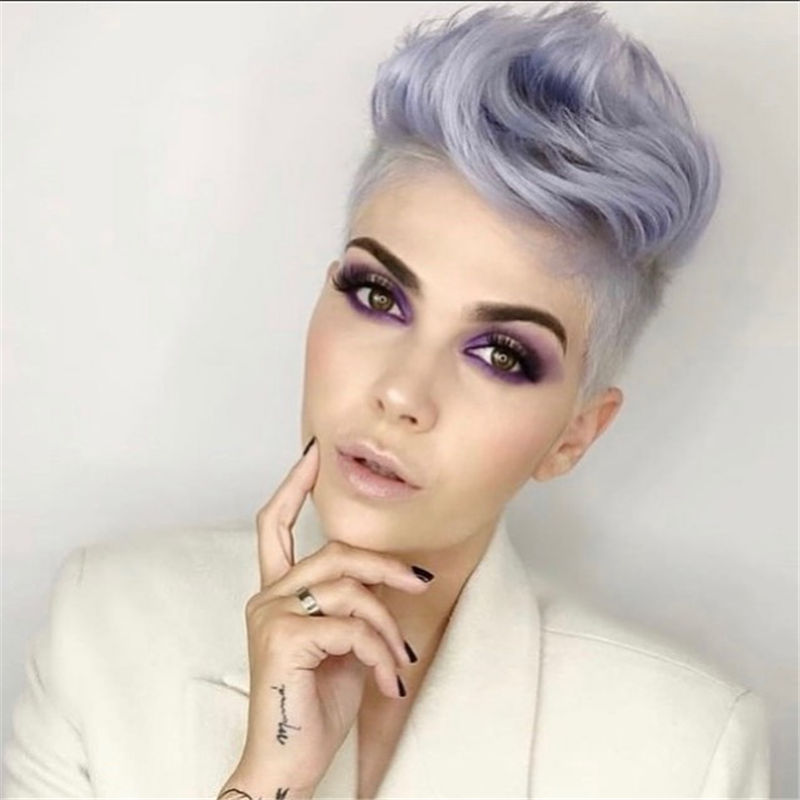 Cool Pixie Cuts that You Will Adore in 2020-38