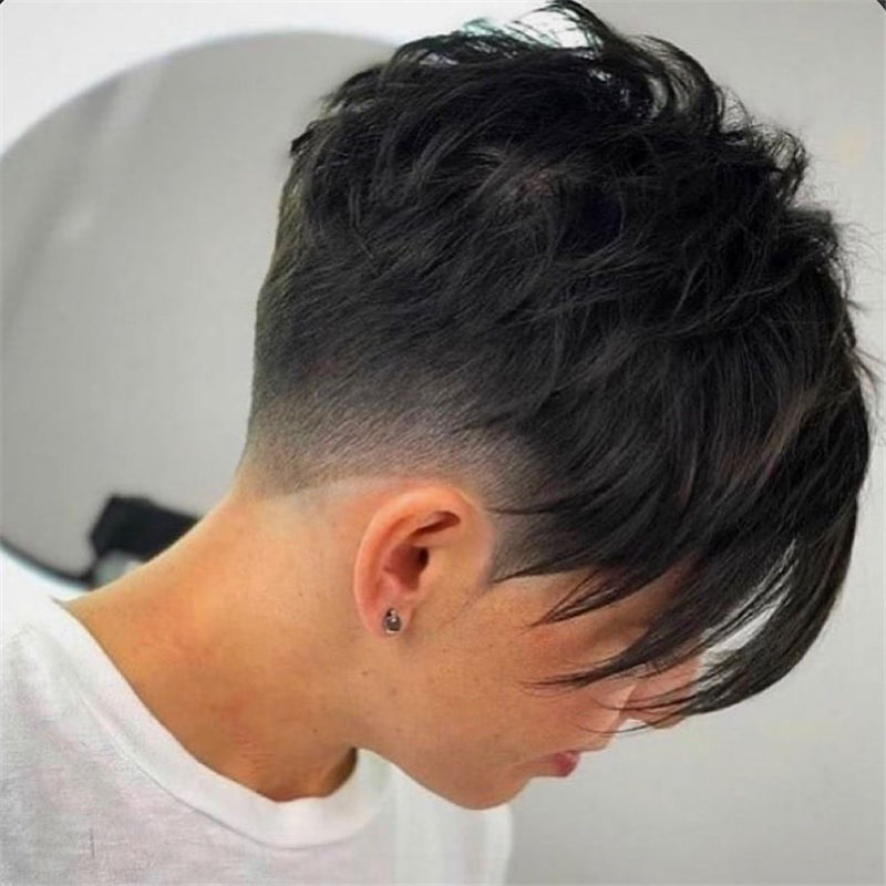 Cool Pixie Cuts that You Will Adore in 2020-45