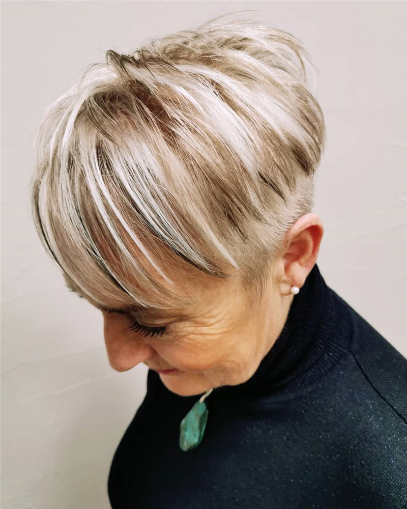 Cool Pixie Haircuts Not to Miss Out This Year-14