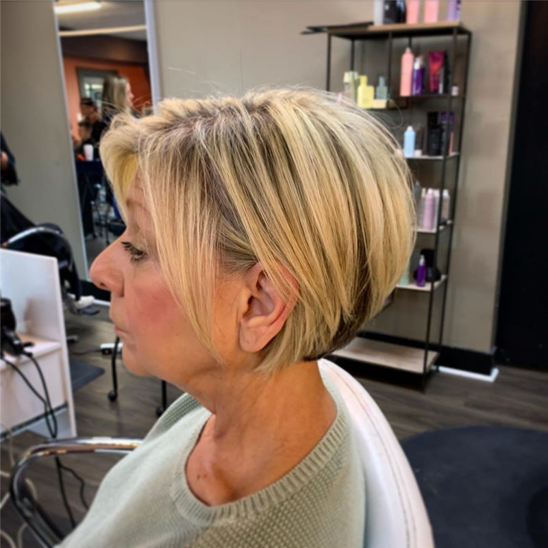 Cool Pixie Haircuts Not to Miss Out This Year-24
