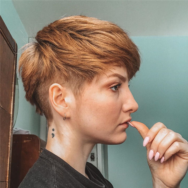 Cool Pixie Haircuts Not to Miss Out This Year-30