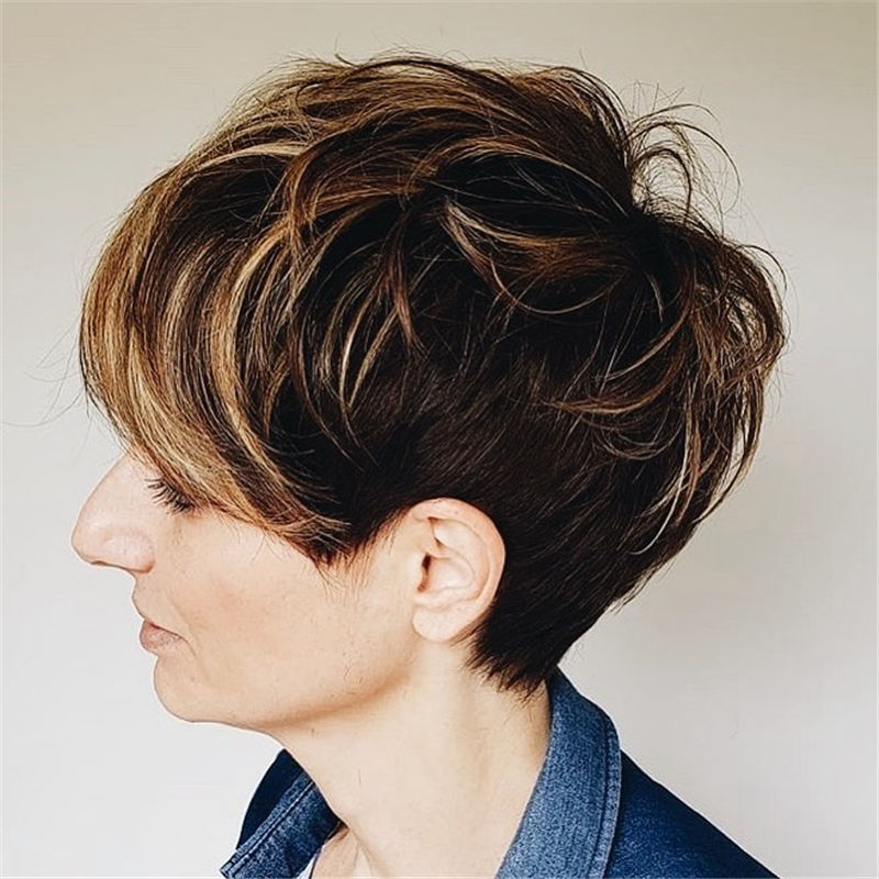 Cool Pixie Haircuts Not to Miss Out This Year-35