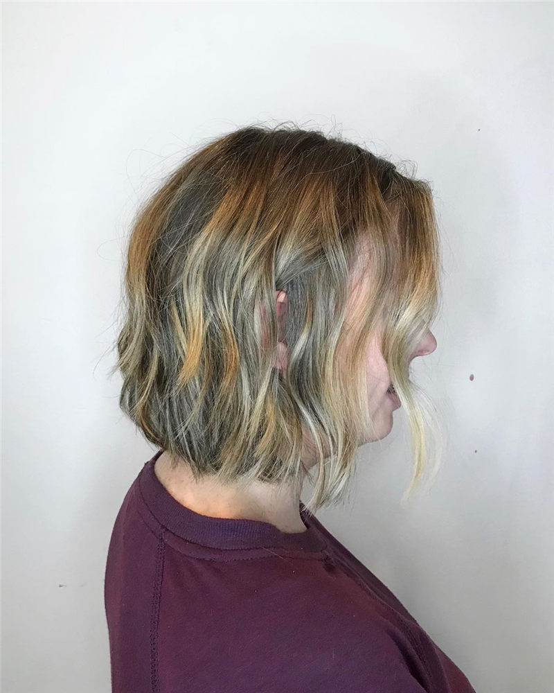 Cool Short Haircuts for Your New Look in 2020-05