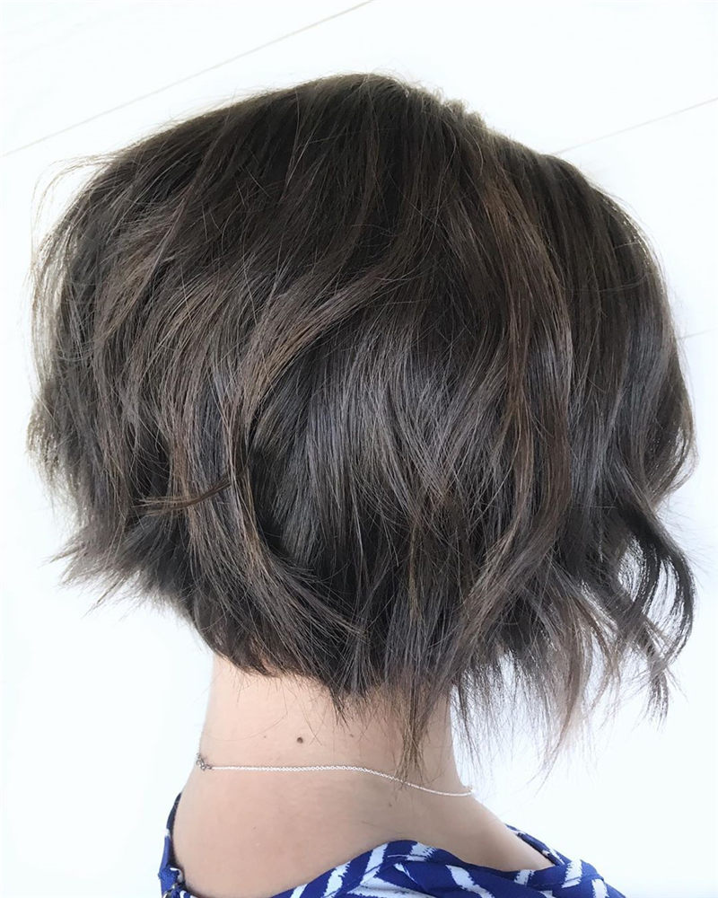 Cool Short Haircuts for Your New Look in 2020-07