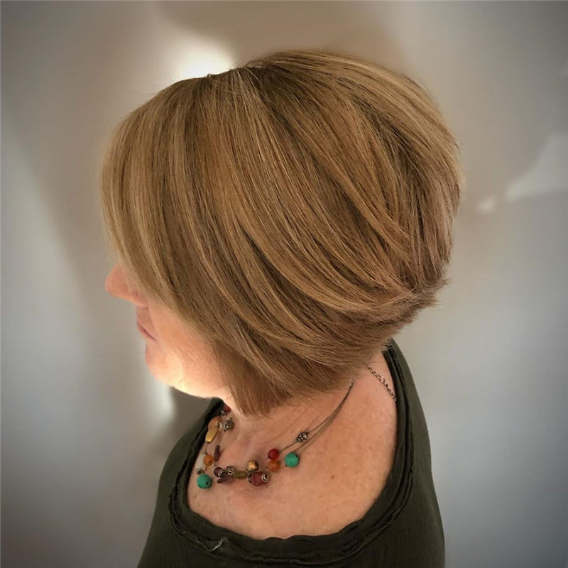 Cool Short Haircuts for Your New Look in 2020-11