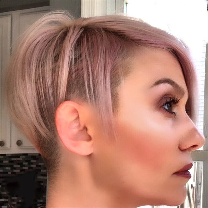 Cool Short Haircuts for Your New Look in 2020-15