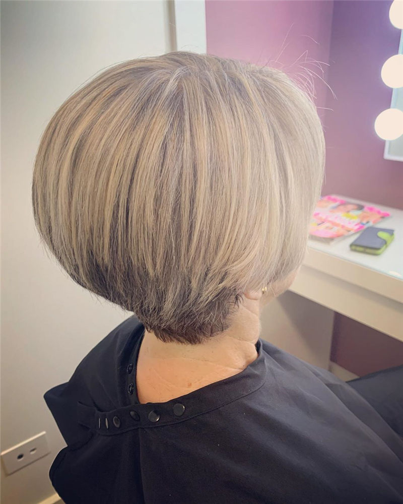 Cool Short Haircuts for Your New Look in 2020-19