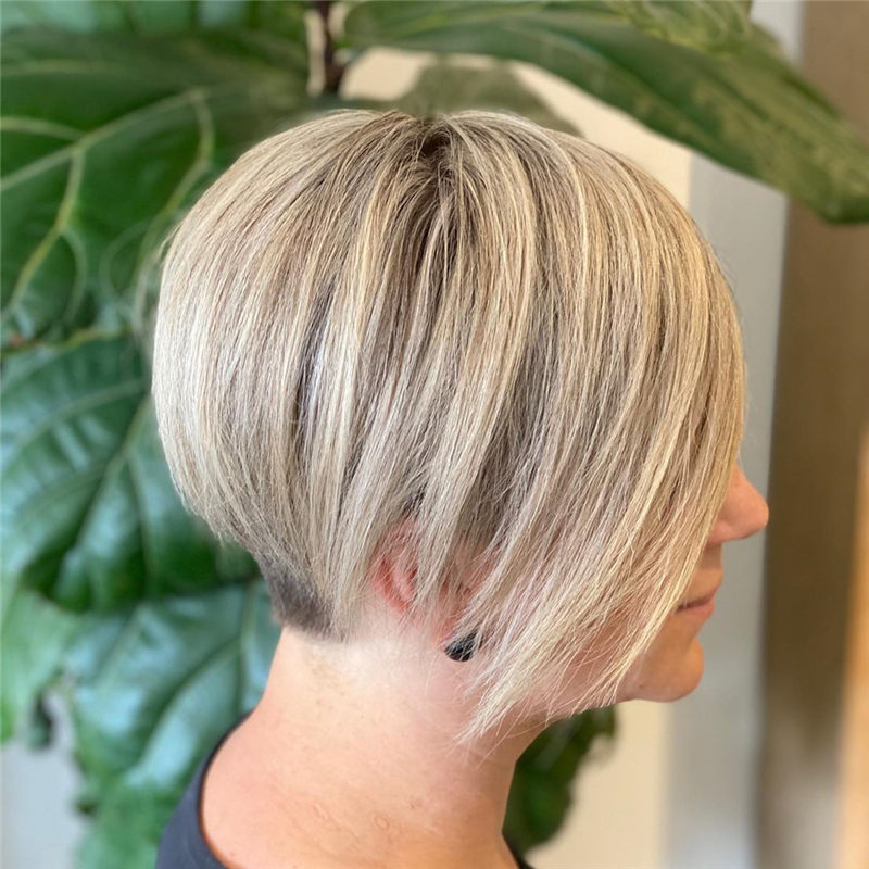 Cool Short Haircuts for Your New Look in 2020-23