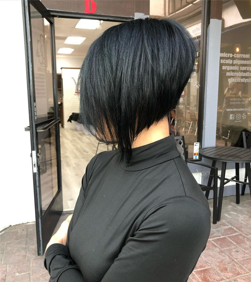Cool Short Haircuts for Your New Look in 2020-24