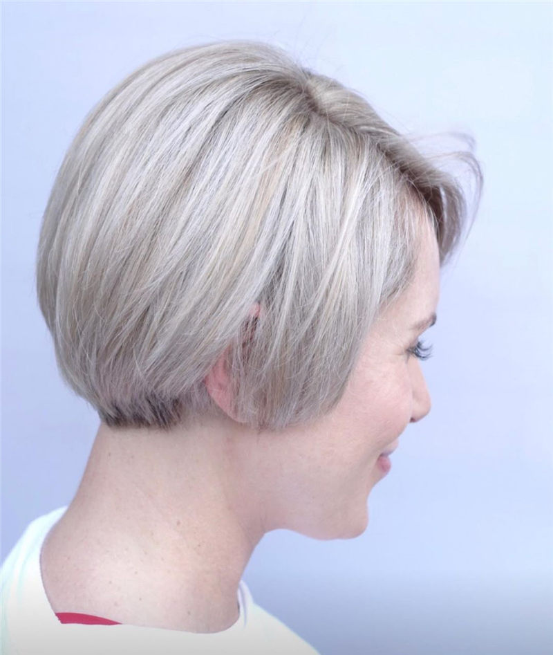Cool Short Haircuts for Your New Look in 2020-33