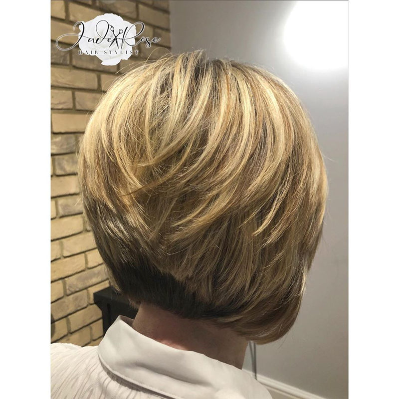 Cool Short Haircuts for Your New Look in 2020-42