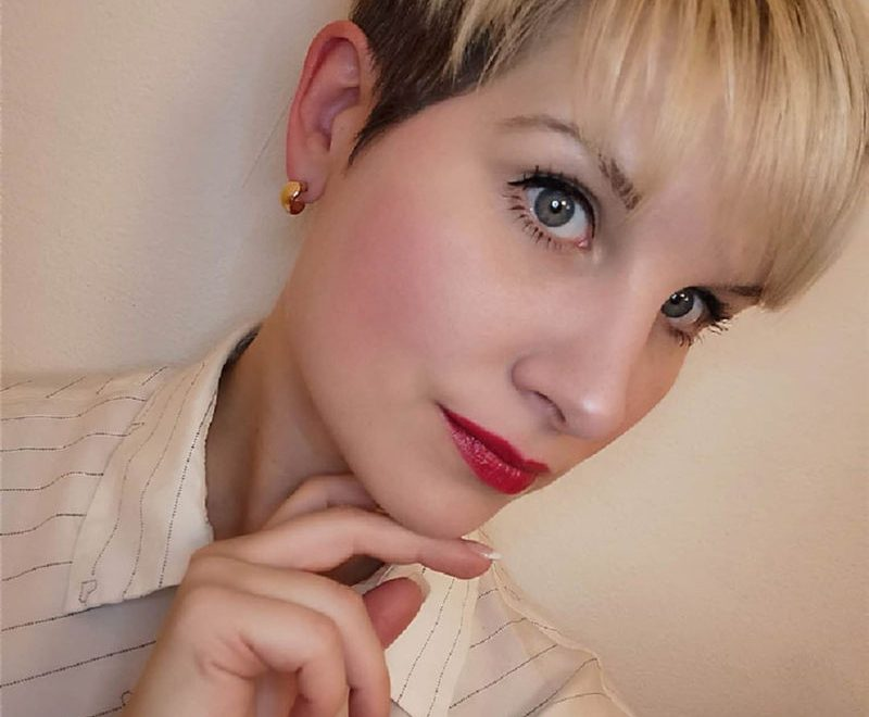 Cool Short Haircuts for Your New Look in 2020-50
