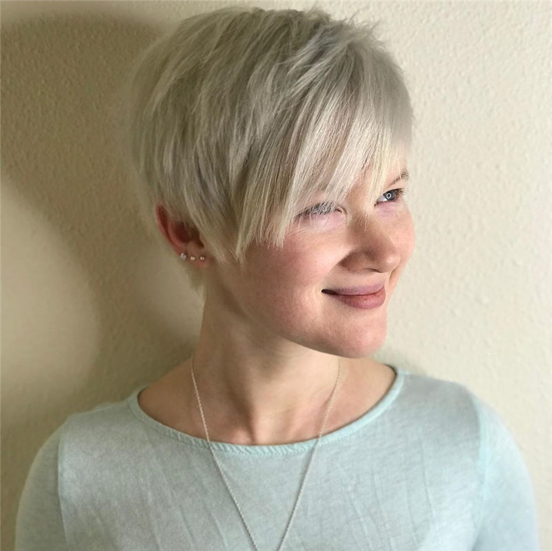 Cool Short Haircuts for Your New Look in 2020-52