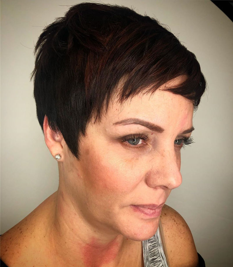 Coolest Short Pixie Cut Hairstyles You May Like 2020-01