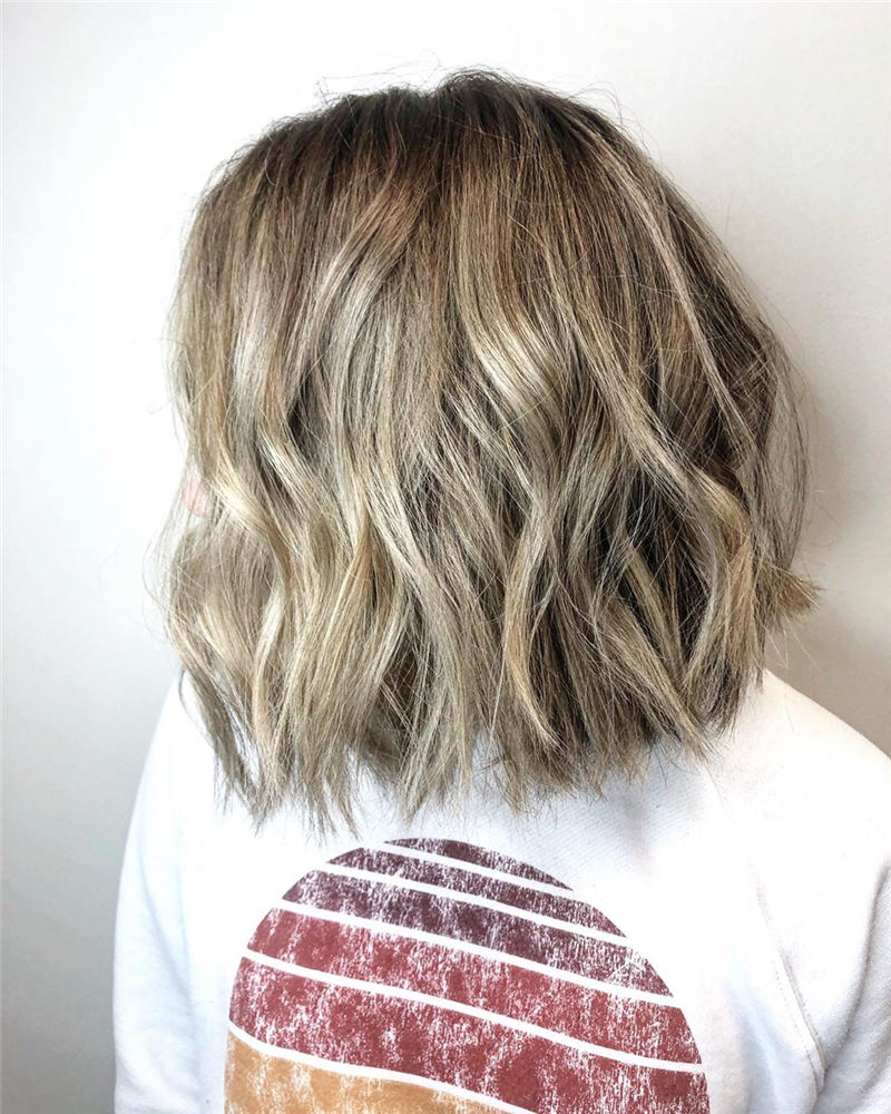 Gorgeous Short Haircuts to Light You Up in 2020-05